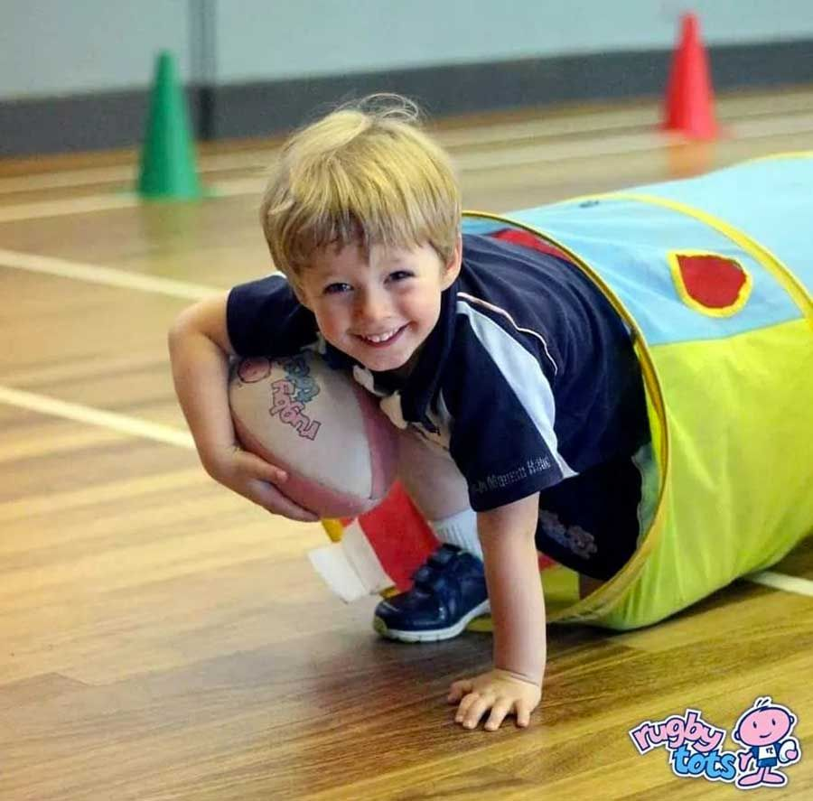 rugbytots-tunnel