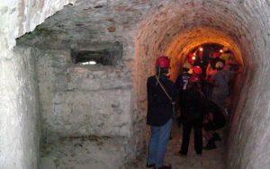 Speleologia per bambini: Visita ai Bastioni di S. Pietro, S.Marco e del Soccorso @ Castello di Brescia | Brescia | Lombardia | Italia