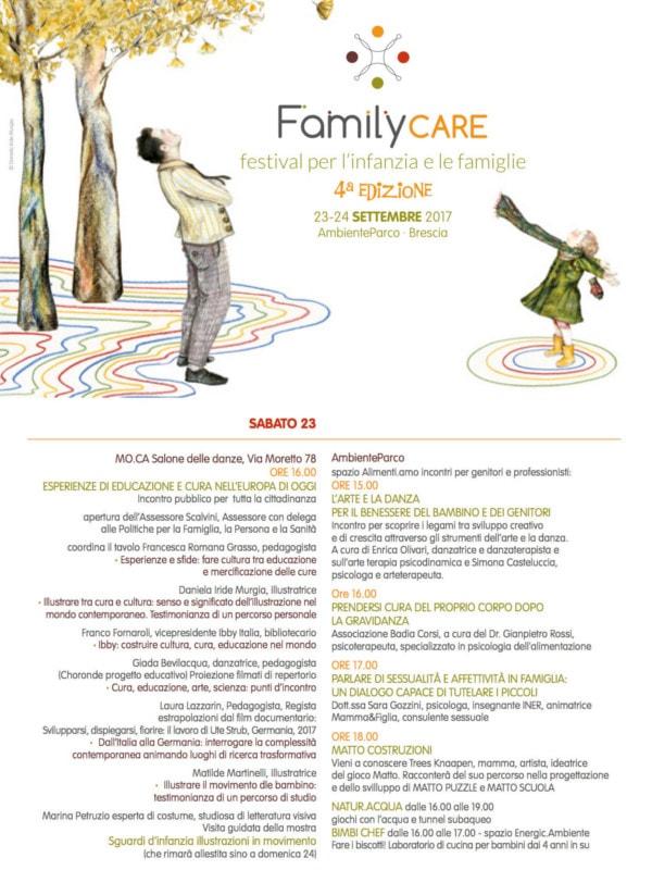family-care-locandina-sabato-