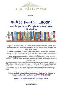 Bidibi Bodibi Book!! Imparare l'inglese sara' una Favola! @ Centro La Ninfea | Lonato | Lombardia | Italia