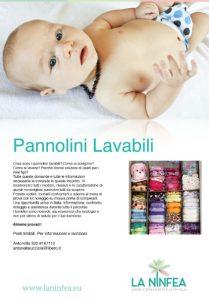 Pannolini lavabili @ Centro La Ninfea | Lonato | Lombardia | Italia