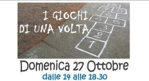 I giochi di una volta @ Scuola dell'Infanzia Maria Conti   Castrezzone   Lombardia   Italia