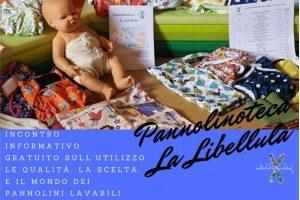 Incontro informativo sui pannolini lavabili in Libellula @ Spazio La libellula | Brescia | Lombardia | Italia