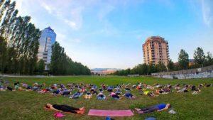 Yoga al Parco @ Parco Tarello | Brescia | Lombardia | Italia