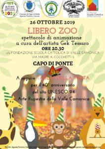 Libero Zoo @ Fondazione Scuola Cattolica di Capo di Ponte   Capo di Ponte   Lombardia   Italia