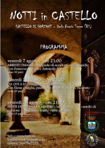 Notti in Castello a Gorzone @ Castello di Gorzone | Darfo Boario Terme | Lombardia | Italia