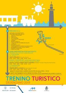 Desenzano da scoprire in trenino! @ capolinea Piazza Matteotti | Desenzano del Garda | Lombardia | Italia