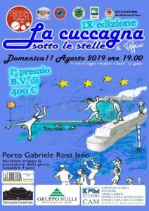 La cuccagna sotto le Stelle a Iseo @ Porto G. Rosa Iseo | Iseo | Lombardia | Italia