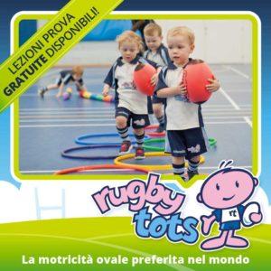 Open day RugbyTots @ Palestra scuola NAVEZZE | Brescia | Lombardia | Italia