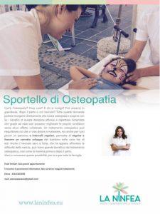 Sportello Osteopatia @ centro La Ninfea | Lonato | Lombardia | Italia