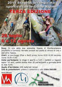 Stage arrampicata @ VerticalMonte | Artogne | Lombardia | Italia