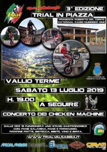 Trial in piazza @ centro sportivo Vallio Terme | Vallio Terme | Lombardia | Italia