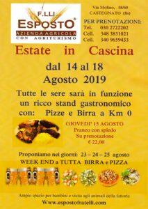 Estate in Cascina @ Az. Agrigola F.lli Esposto | Lombardia | Italia
