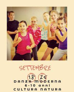 Prova di danza moderna con Cultura-Natura @ Cultura Natura | Brescia | Lombardia | Italia