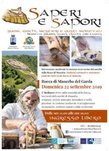 Saperi&Sapori alla Rocca di Manerba @ Rocca di Manerba | Lombardia | Italia