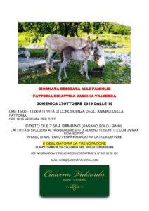 Giornata dedicata alle famiglie in Cascina Valsorda @ Cascina Valsorda   San Vigilio   Lombardia   Italia