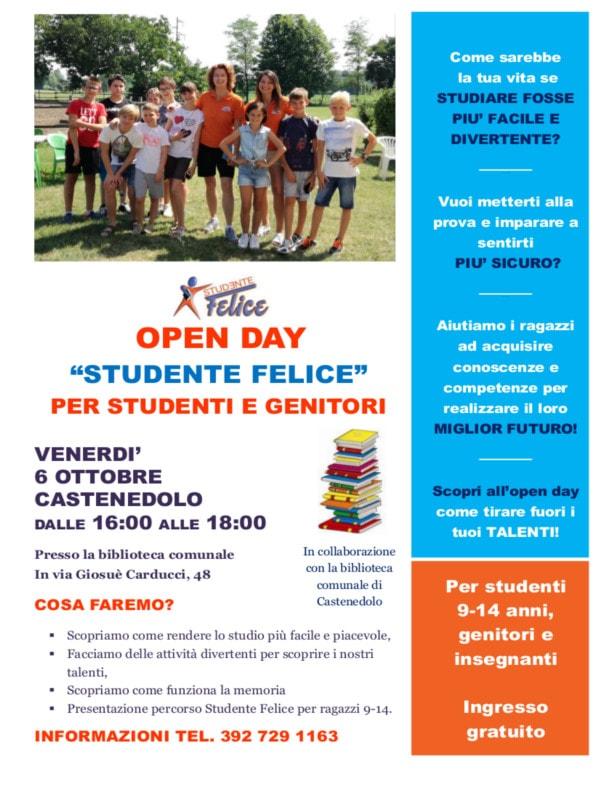 open-day-studente-felice-castenedolo-