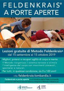 Feldenkrais a porte aperte @ Sede Arci | Brescia | Lombardia | Italia