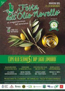 Festa dell'olio novello @ Marone   Marone   Lombardia   Italia
