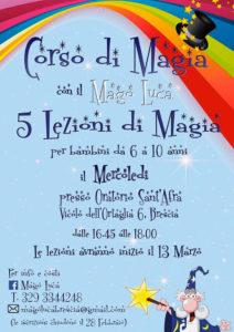 Lezioni di magia @ Oratorio Sant'Afra | Piazza | Lombardia | Italia