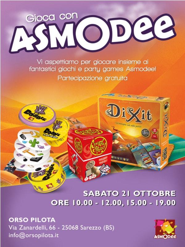Giochiamo con Asmodee
