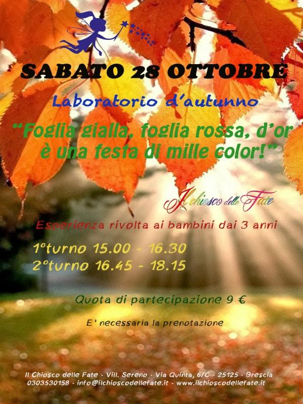 Laboratorio d'autunno