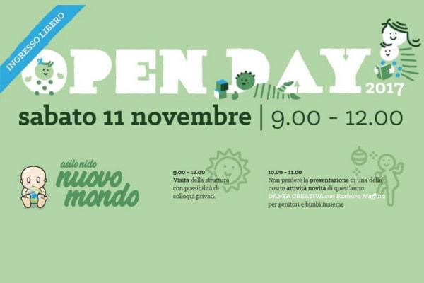 Nuovo Mondo - open day