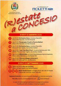 (R)estate a Concesio @ Concesio | Concesio | Lombardia | Italia