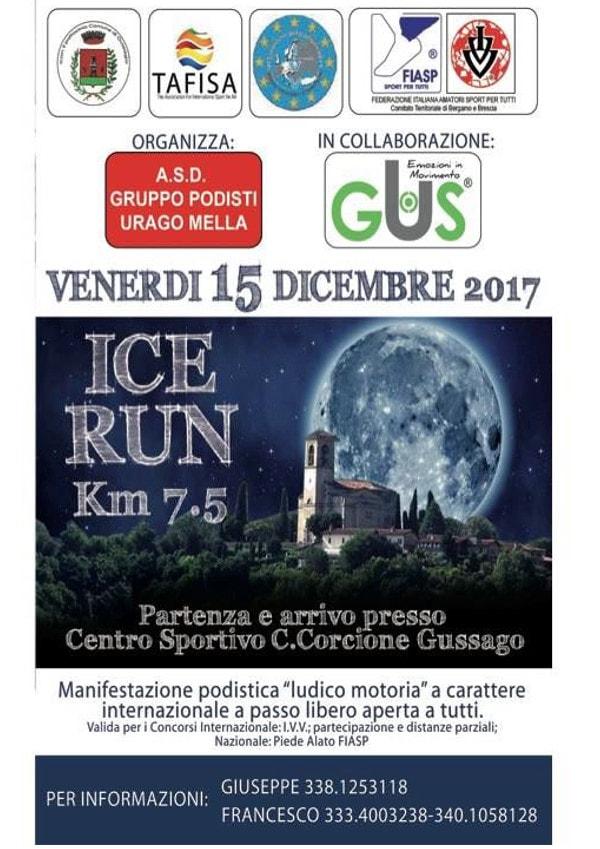 Ice Run Gussago