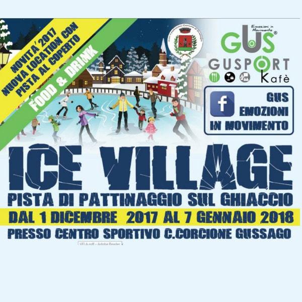 Ice Village Gussago