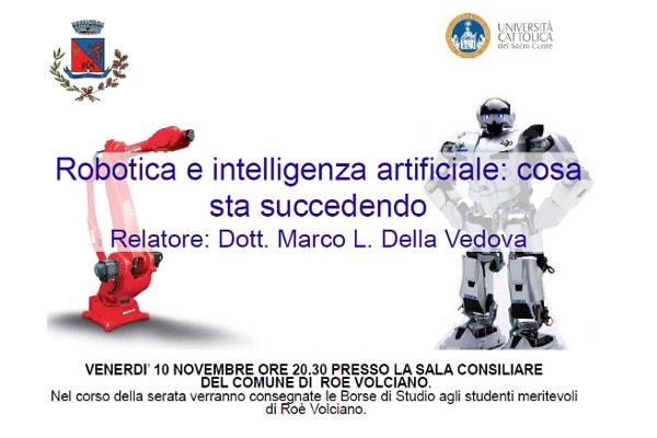 Robotica e intelligenza artificiale: cosa sta succedendo