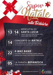 Super Natale alle Torbiere @ Le Torbiere di Corte Franca | Corte Franca | Lombardia | Italia