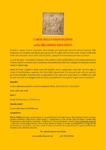 L'arte della negoziazione @ studio dott.ssa Sellini | Brescia | Lombardia | Italia
