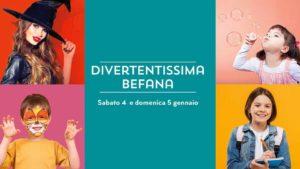 Divertentissima Befana @ Auchan Mazzano | Mazzano | Lombardia | Italia