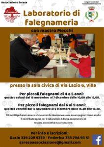 Laboratori di Falegnameria 4-9 anni @ sala civica Villa Carcina | Villa Carcina | Lombardia | Italia
