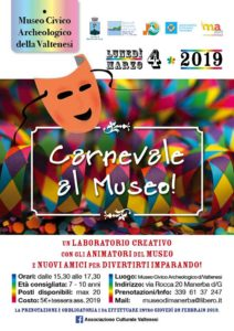 Carnevale al Museo di Manerba @ Museo di Manerba | Solarolo | Lombardia | Italia
