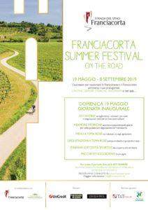 Franciacorta Summer Festival @ luoghi della Franciacorta | Passirano | Lombardia | Italia