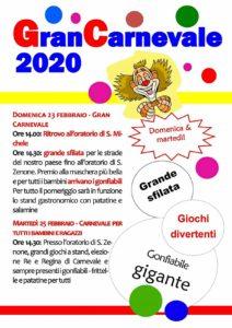 Carnevale a Prevalle @ Oratorio di San Michele Prevalle   Prevalle   Lombardia   Italia