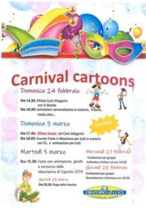 Carnevale a Capriolo @ oratorio Capriolo | Capriolo | Lombardia | Italia