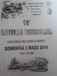 Carnevale a Roncadelle @ Roncadelle | Roncadelle | Lombardia | Italia