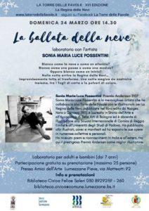 La ballata della neve e teatrini di ghiaccio @ sede Amici dell'Arte Lumezzane | Lumezzane | Lombardia | Italia
