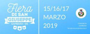 Fiera di San Giuseppe a Gambara @ Gambara   Gambara   Lombardia   Italia