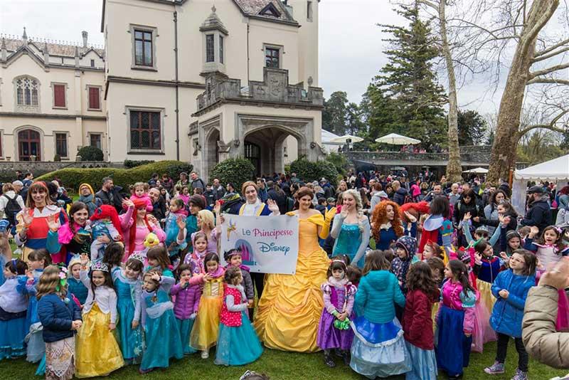 principesse-disney-raduno-castello-sorprese-2019