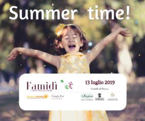 Famidì - Summer time @ Castello di Brescia | Brescia | Lombardia | Italia