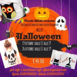 Borgosatollo - Piccole stiliste crescono per ... Halloween @ Centro Il FaLò | Roncadelle | Lombardia | Italia