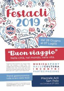 La Fest'Acli a San Polo @ Circolo Acli di San Polo | Brescia | Lombardia | Italia