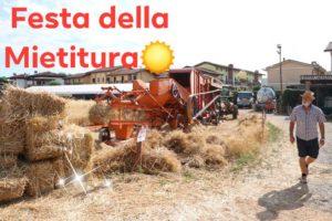 Festa della mietitura a Pontoglio @ Vecchia Fattoria - Pontoglio   Lombardia   Italia