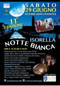 Notte bianca Isorella @ Isorella | Isorella | Lombardia | Italia