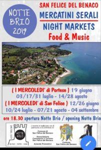 Notte Brio a San Felice del Benaco @ San Felice del Benaco | Lombardia | Italia