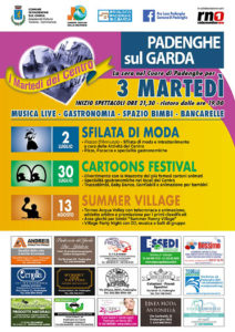 Cartoon festival e Summer funny village @ Padenghe | Padenghe Sul Garda | Lombardia | Italia